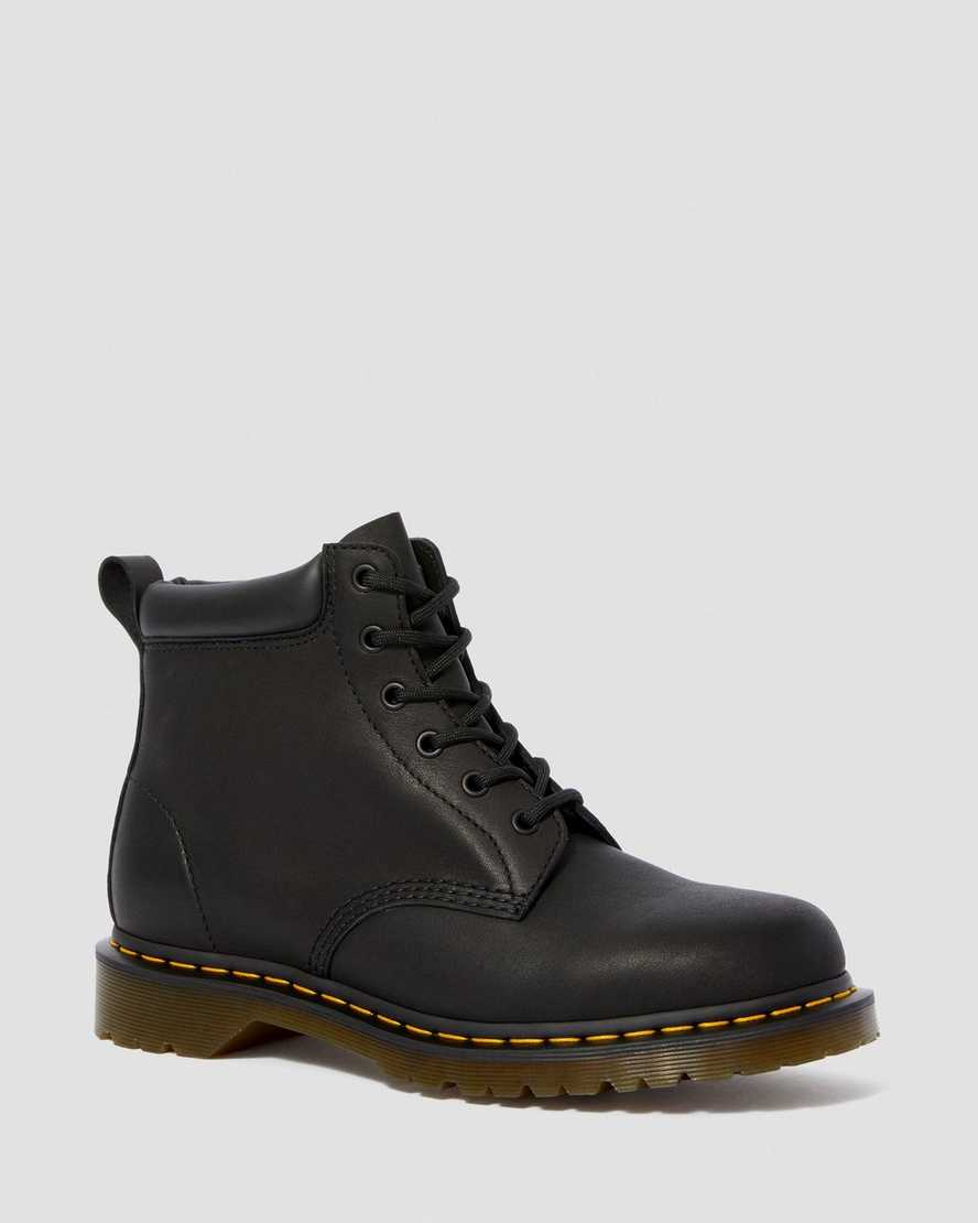 939 BEN BOOT LEATHER ANKLE BOOTS | Dr Martens