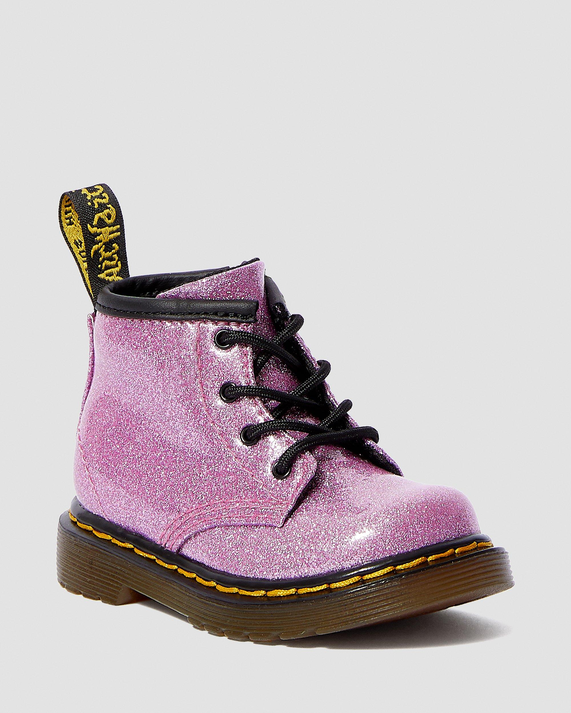 INFANT 1460 GLITTER LACE UP BOOTS | Kids | Dr. Martens Official