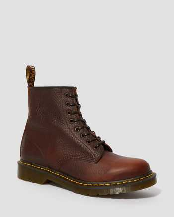 DARK TAN | Boots | Dr. Martens