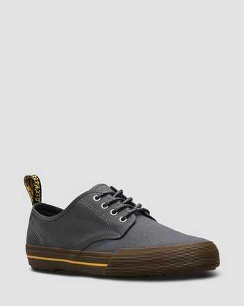 GREY | Shoes | Dr. Martens