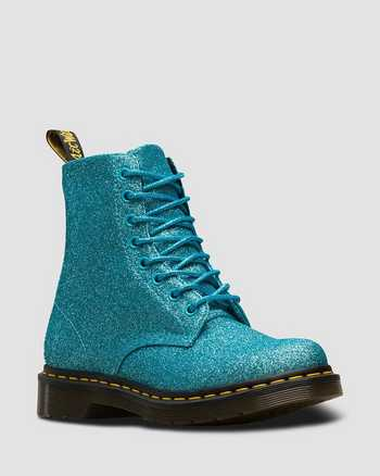 TURQUOISE | Stiefel | Dr. Martens