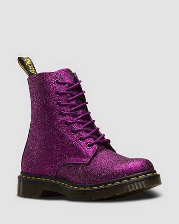 PURPLE MULTI | Stiefel | Dr. Martens