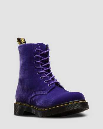 DUSTY VIOLET | Boots | Dr. Martens