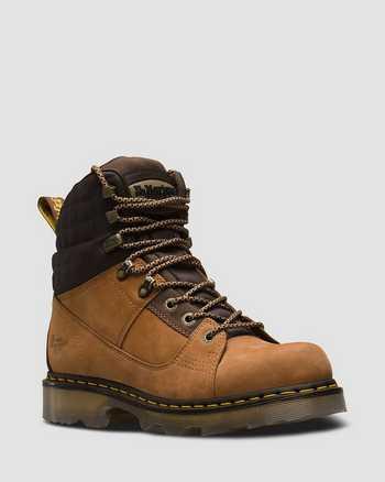 CHESTNUT+DARK BROWN   Boots   Dr. Martens