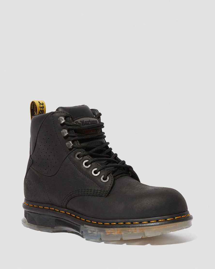 0817c2fee7a DR MARTENS BRITTON STEEL TOE