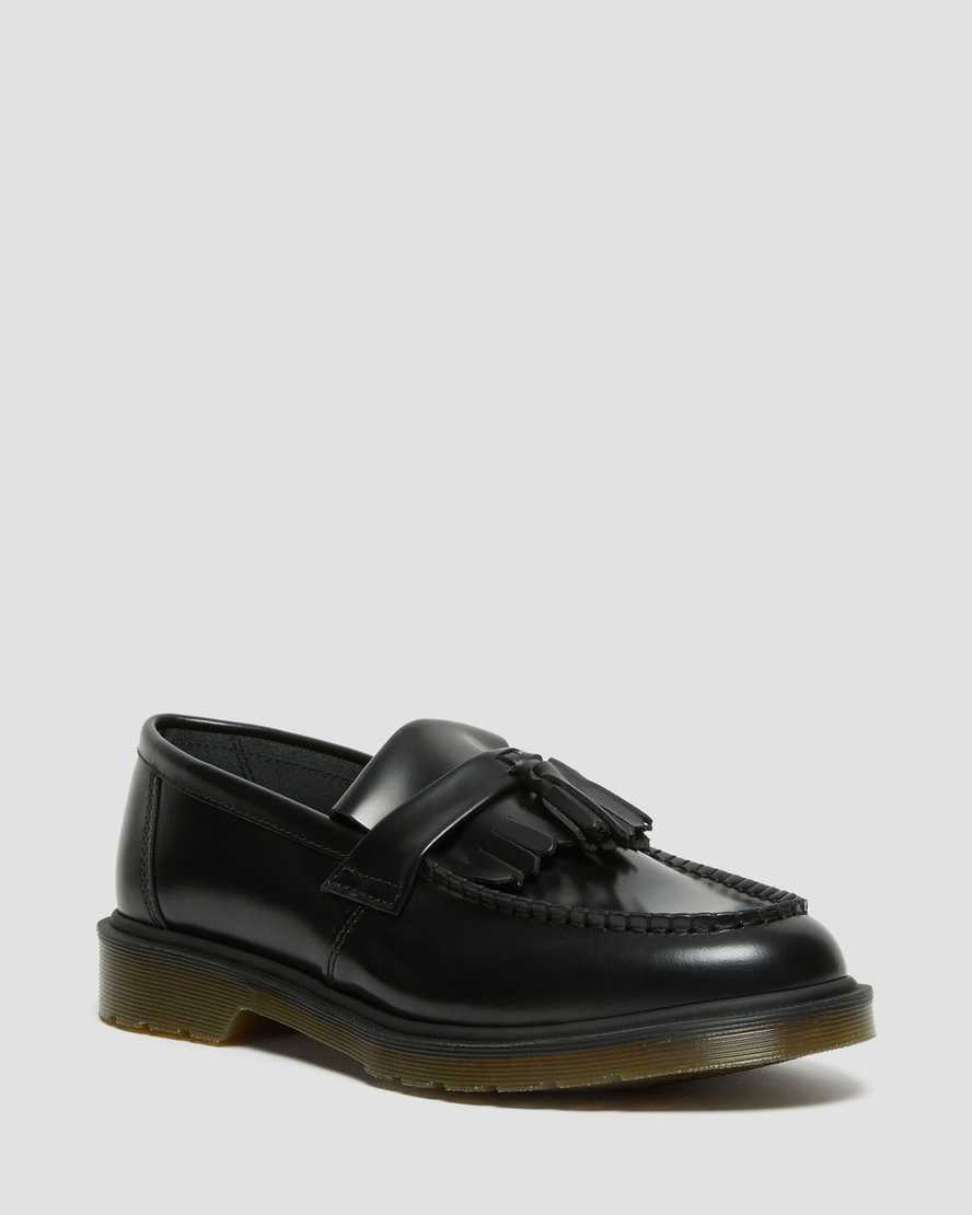 special for shoe undefeated x big discount ADRIAN SMOOTH LEATHER TASSLE LOAFERS   Men's Boots, Shoes ...