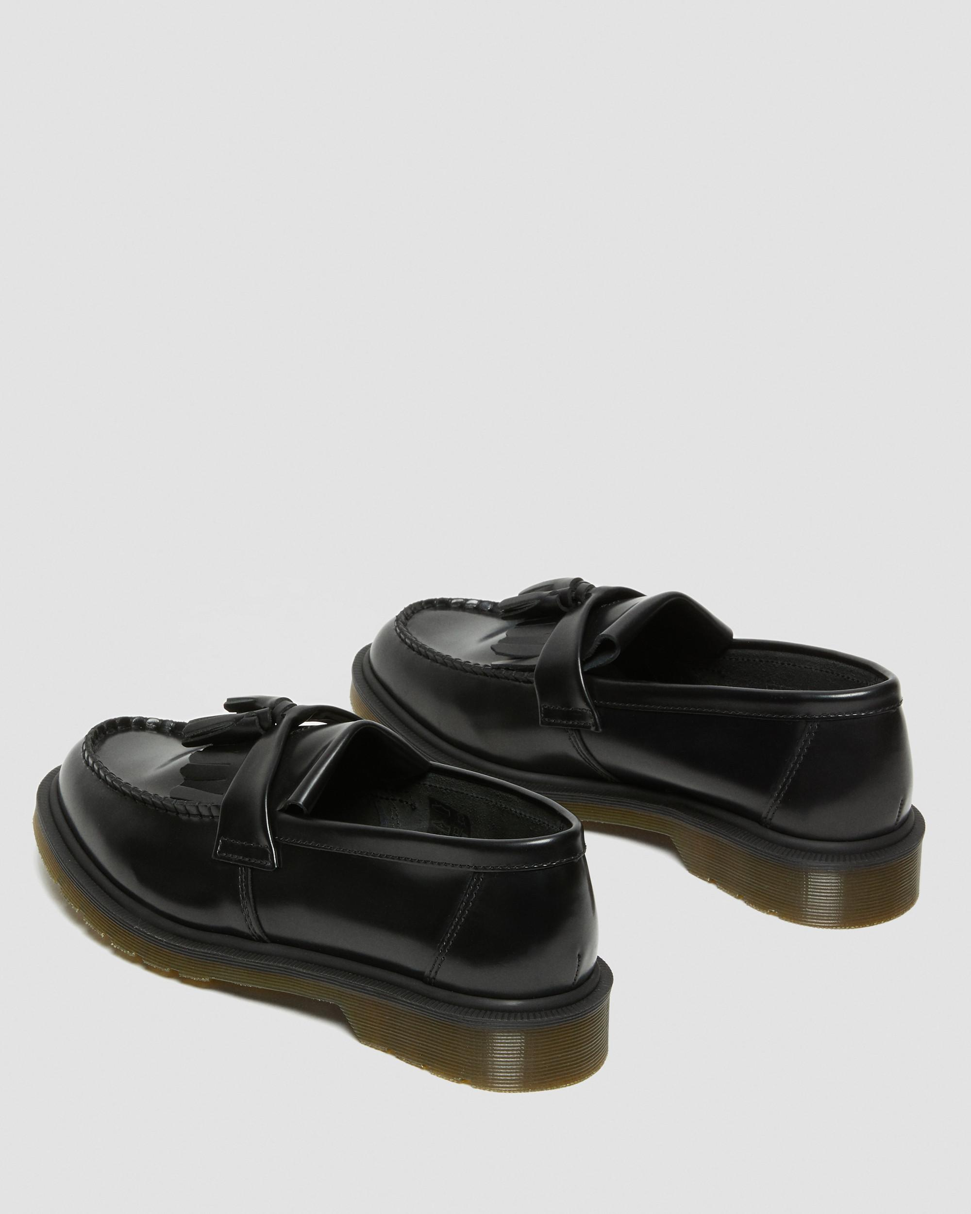 Dr martens adrian smooth leather tassle loafers | Urban