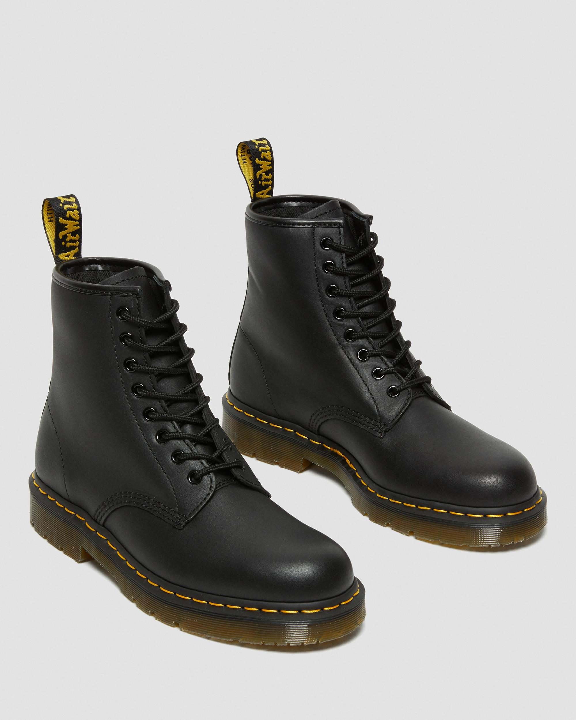 1460 SLIP RESISTANT LEATHER ANKLE BOOTS