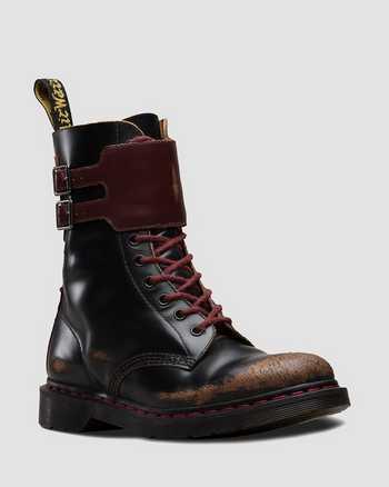 BLACK+OXBLOOD | Boots | Dr. Martens