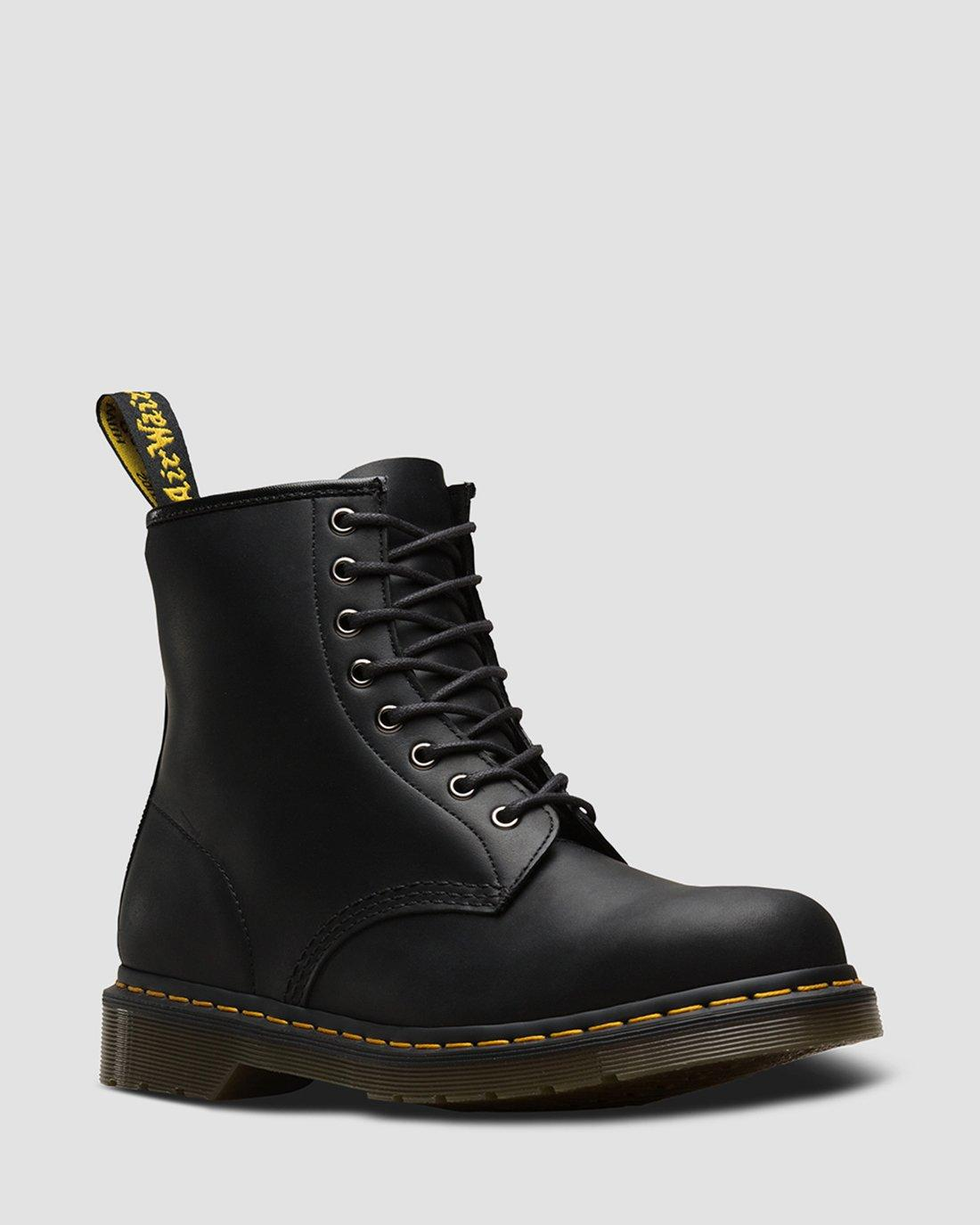 Dr Martens Newest Leather Boots Men's Dr Martens Size Uk Dm