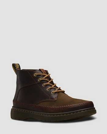 FESTIVAL BROWN+DARK BROWN | Boots | Dr. Martens
