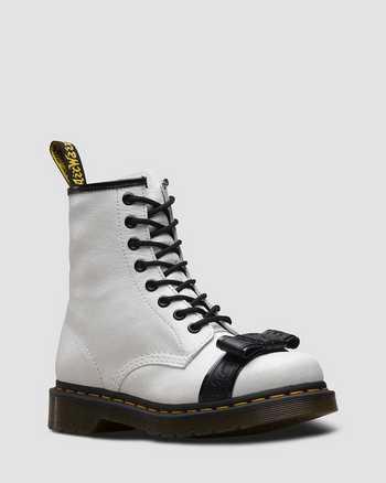 WHITE+BLACK+BLACK   Boots   Dr. Martens