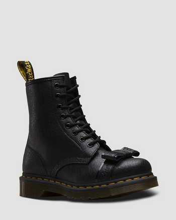 BLACK+BLACK+BLACK | Boots | Dr. Martens