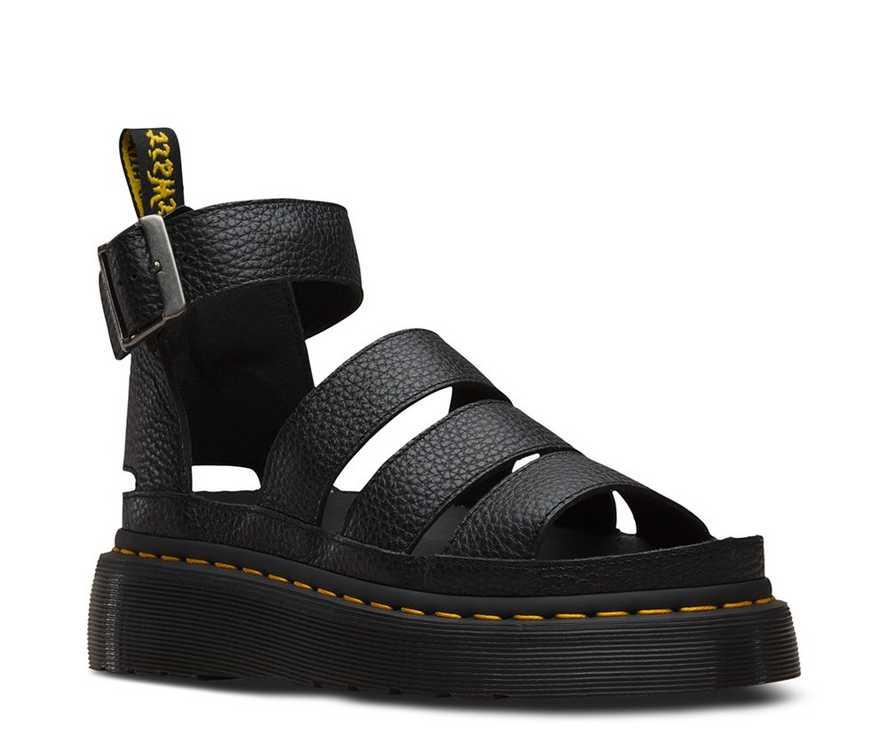 a7d534f879 CLARISSA II PLATFORM | Women's Boots, Shoes & Sandals | Dr. Martens ...