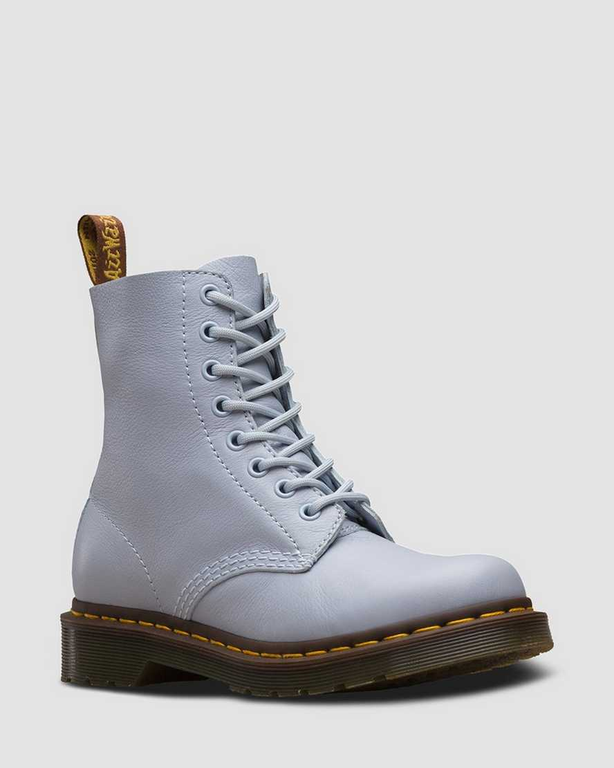 1460 Women's Pascal Virginia Leather Boots   Dr Martens
