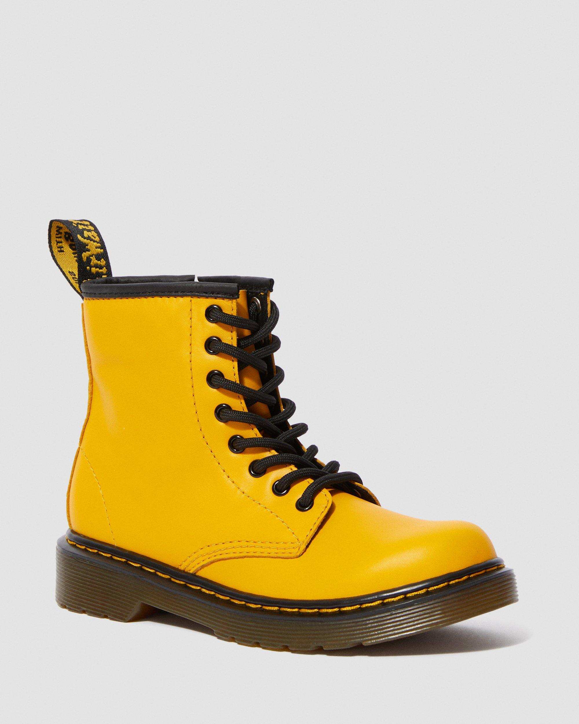 Stivali DonnaUomo | 1460 Colour Pop Yellow Smooth | Dr. Martens