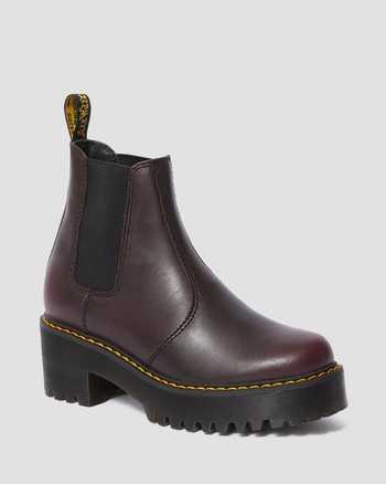 BURGUNDY | Boots | Dr. Martens