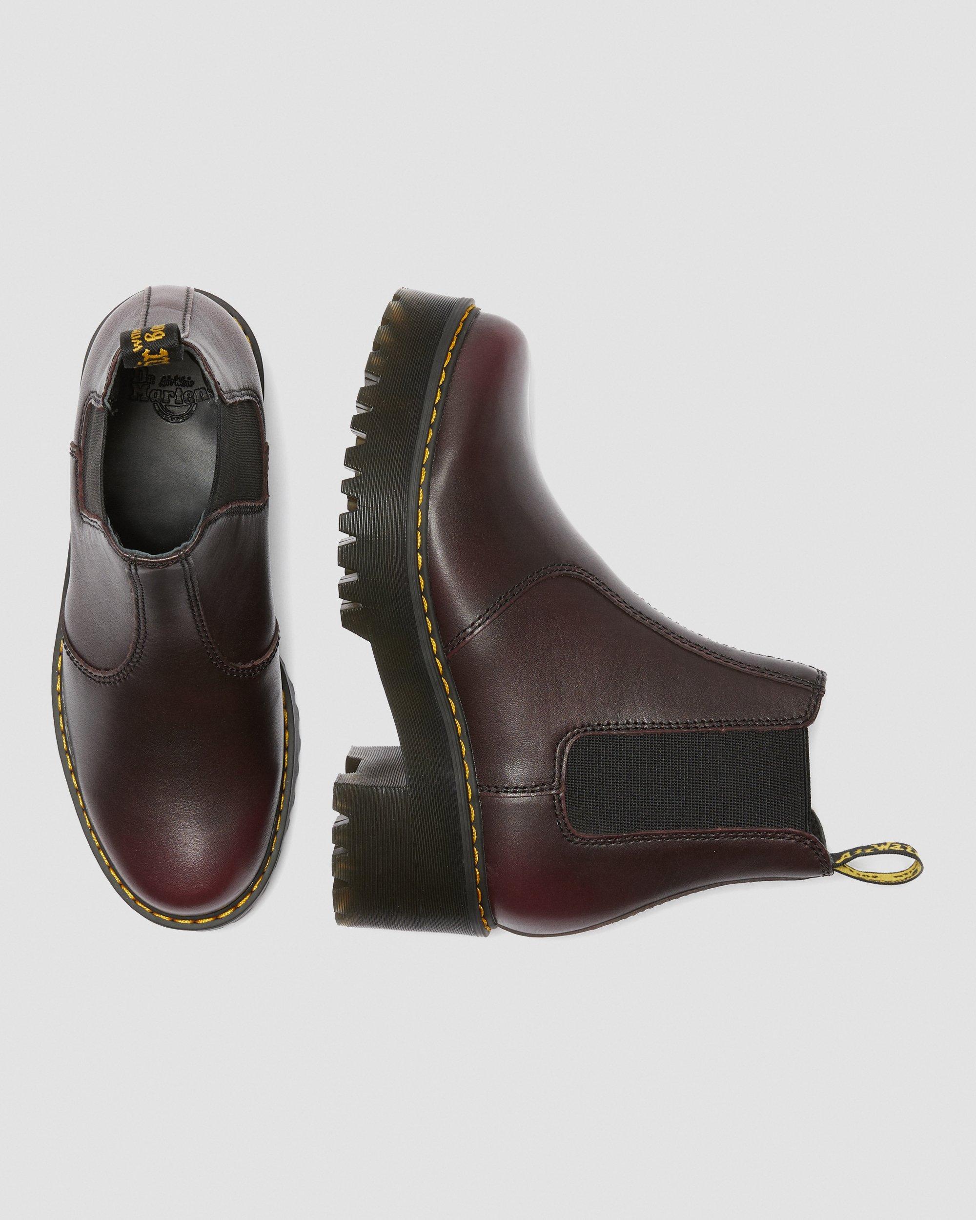 DR MARTENS Rometty Vintage Leder Chelsea Boots