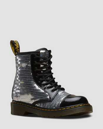 BLACK+SILVER | Boots | Dr. Martens
