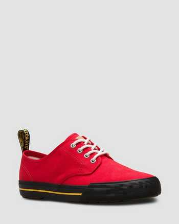 DMS RED | Shoes | Dr. Martens