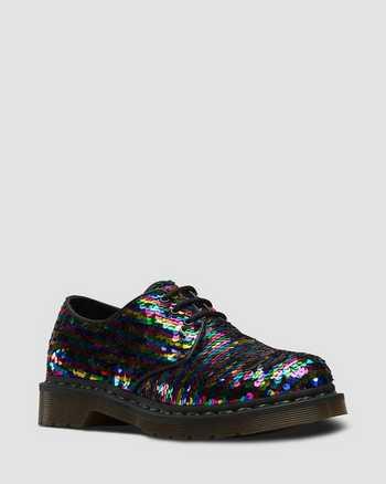RAINBOW MULTI+SILVER | Shoes | Dr. Martens