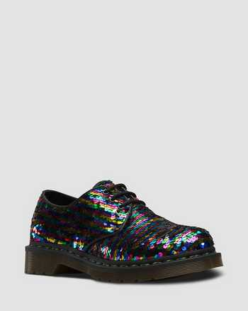 RAINBOW MULTI+SILVER | Shoes | Dr. Martens