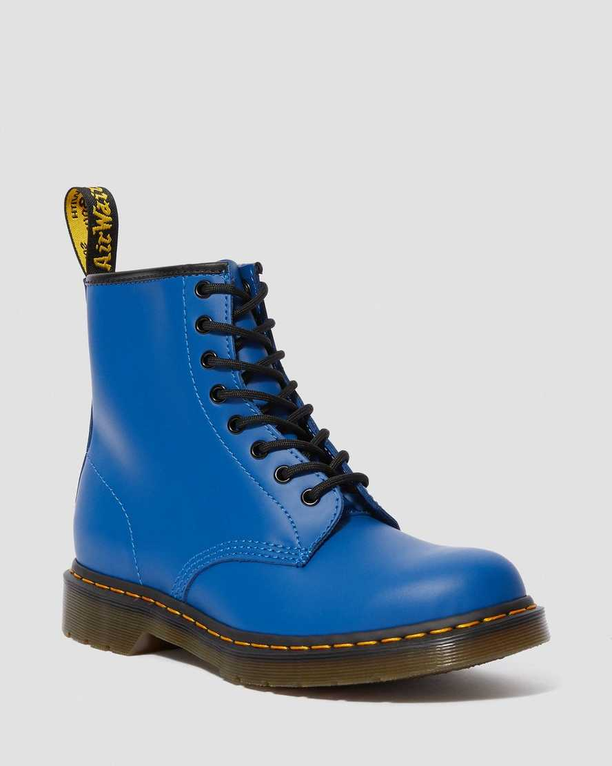 1460 Smooth Leather Lace Up Boots | Dr Martens