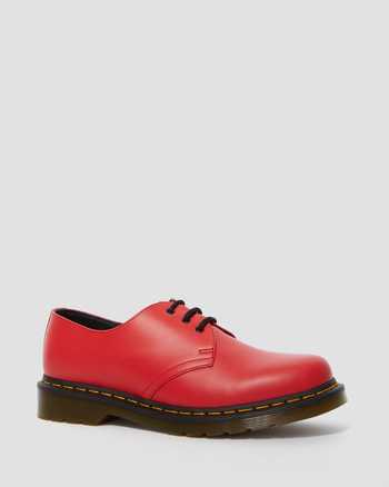 SATCHEL RED | Shoes | Dr. Martens