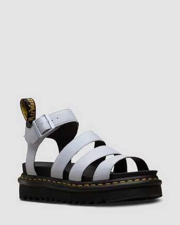 BLUE MOON+BLACK | Sandals | Dr. Martens