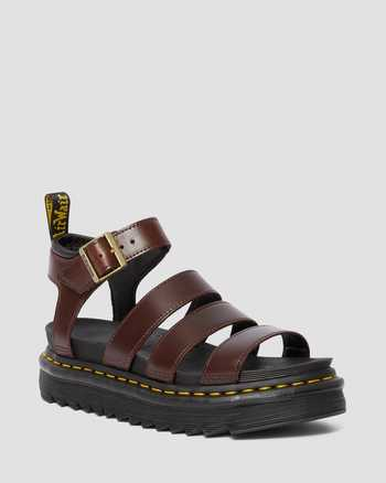CHARRO+BLACK | Sandals | Dr. Martens