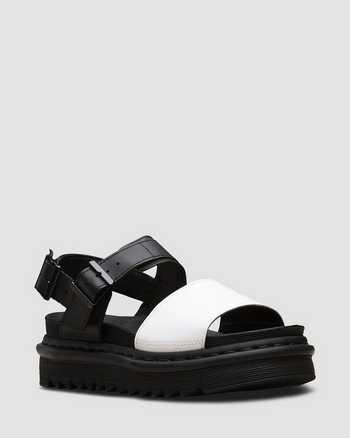 BLACK+WHITE | Sandalias | Dr. Martens