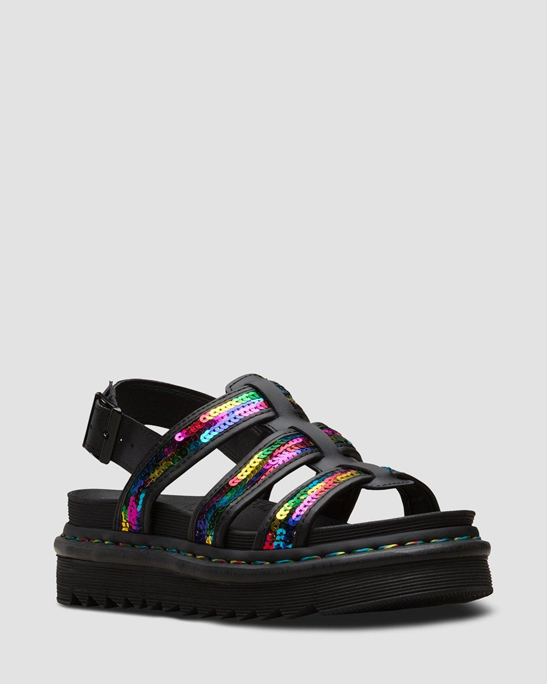 YELENA SEQUIN   Dr. Martens Official