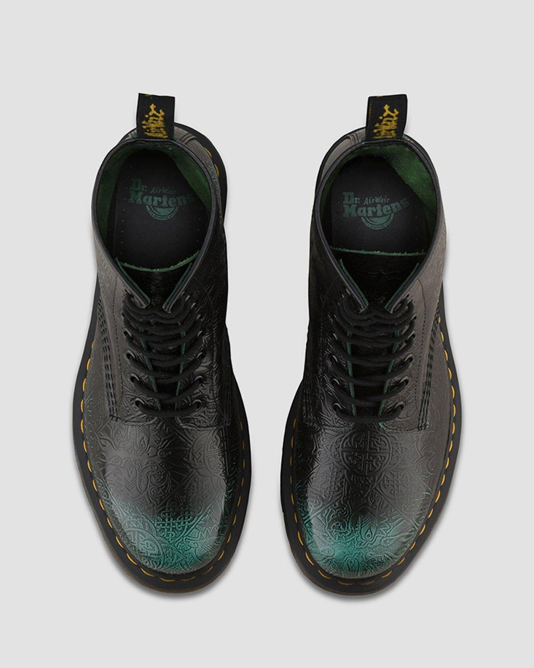 Dr. Martens: Limited edition St. Patrick's Day 1460 | Milled