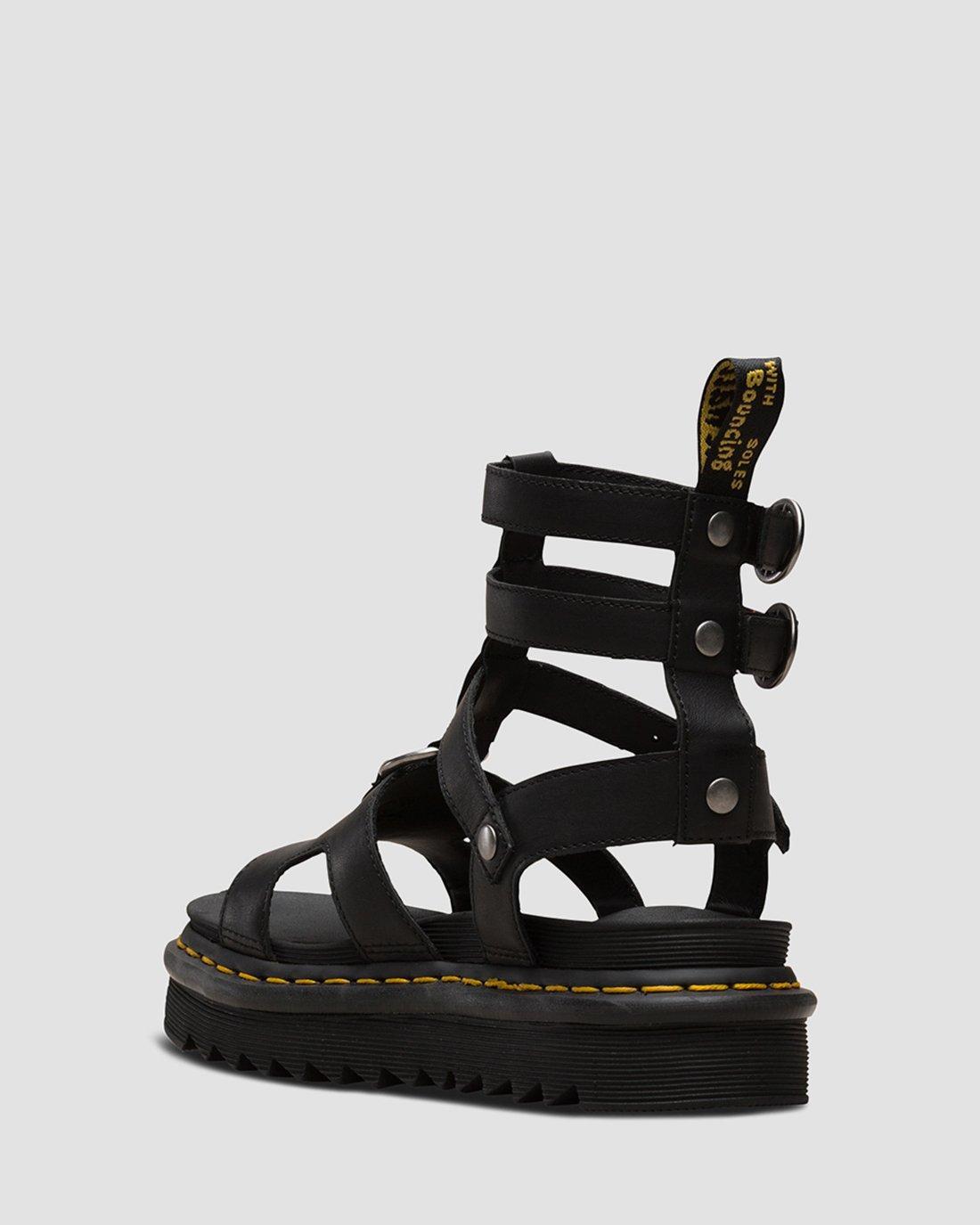 Dr. Martens GRYPHON Sandaler & sandaletter black
