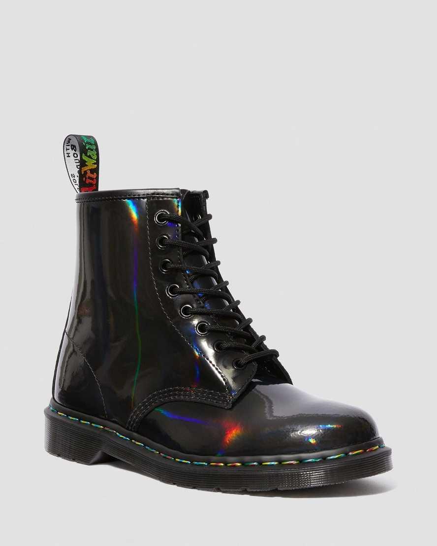 1460 Rainbow Patent | Dr Martens