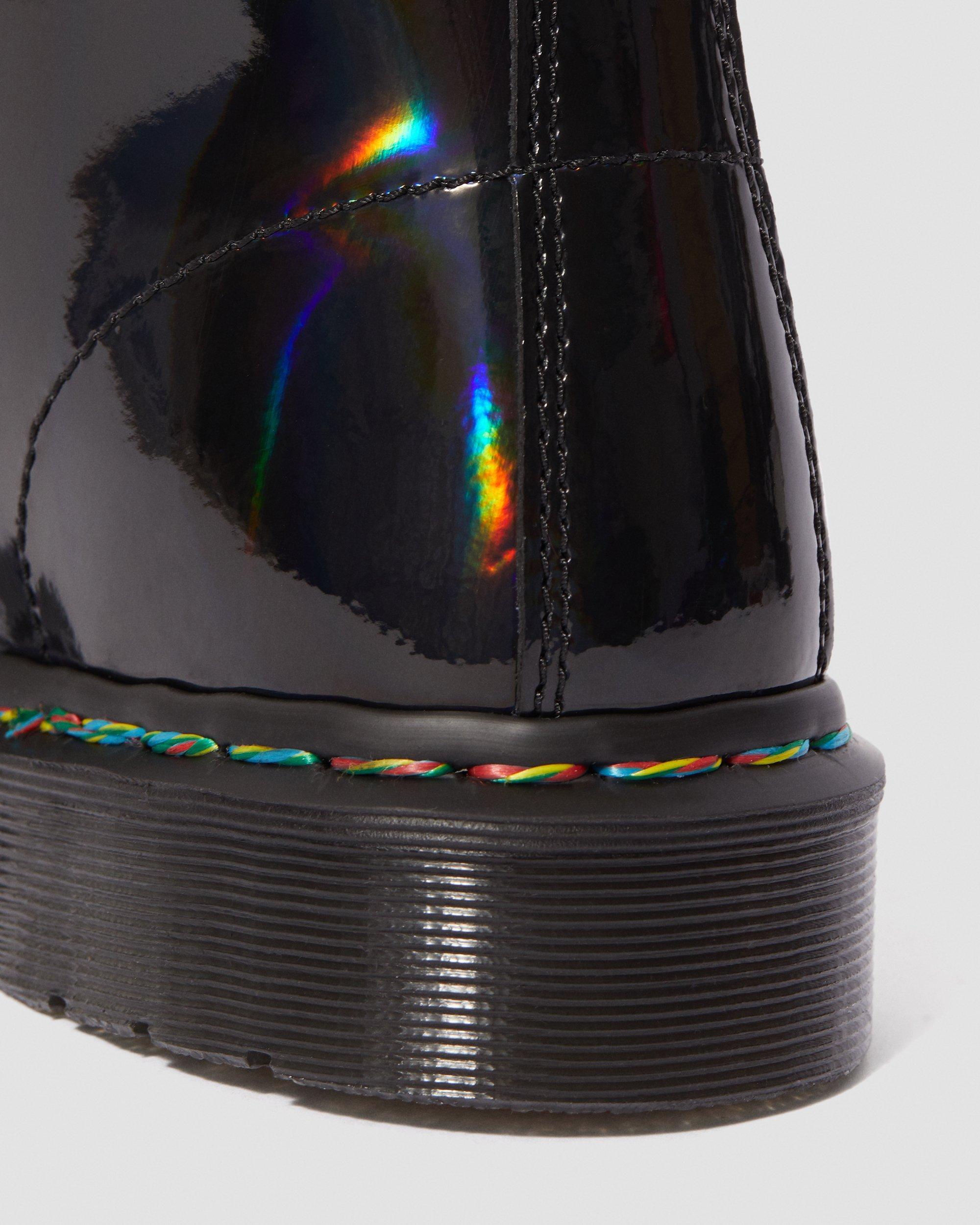 dr martens 1460 rainbow