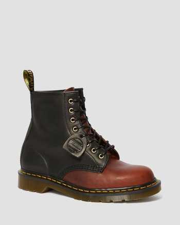 BLACK+MOCHA | Boots | Dr. Martens