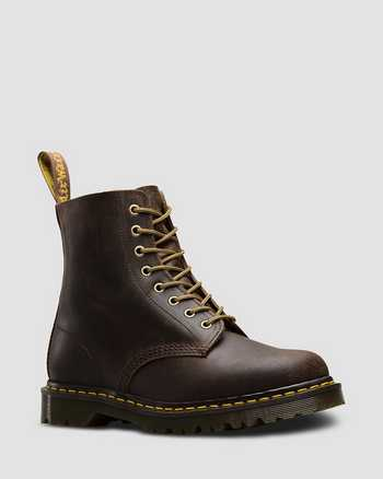 MID BROWN | Boots | Dr. Martens