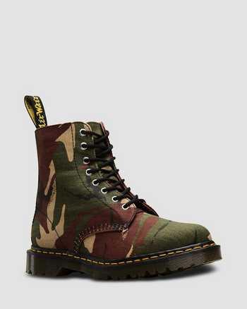 CAMO | Boots | Dr. Martens