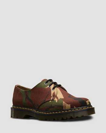 CAMO | Shoes | Dr. Martens