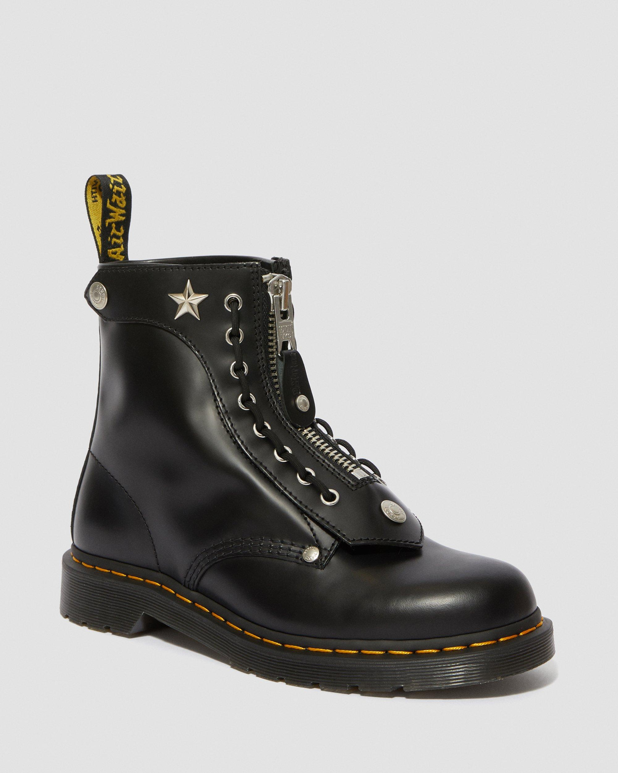 Schott NYC Collaboration | Dr. Martens France