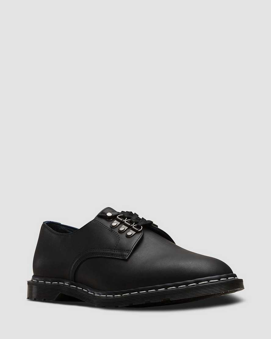 Plymouth Officer Shoe  | Dr Martens