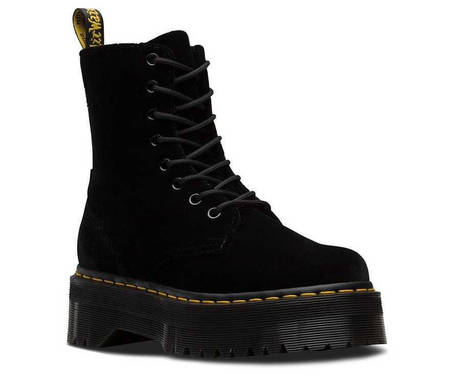 bf43d4e56711da JADON VELVET | Women's Jadon Boots | The Official FR Dr Martens Store