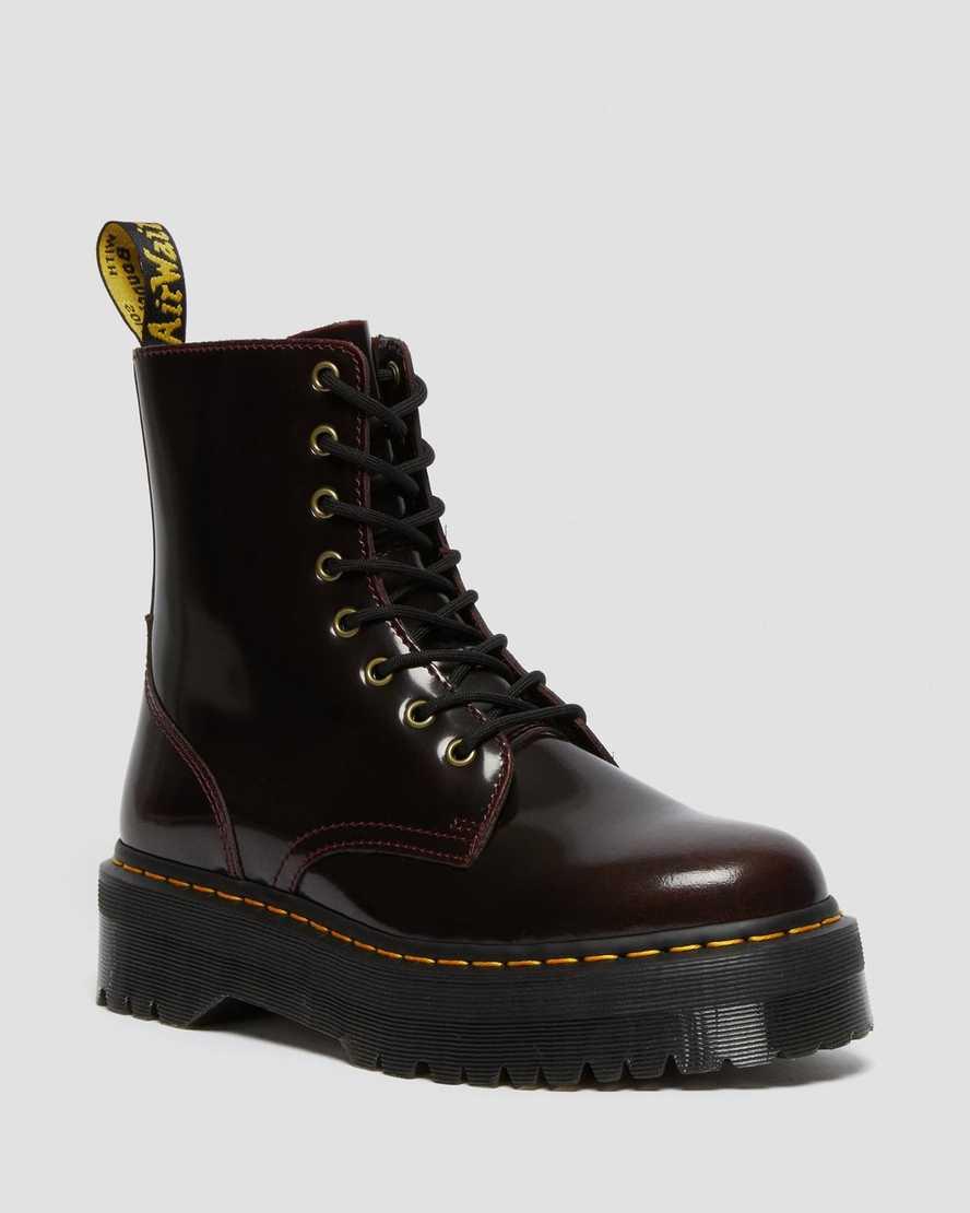 Jadon Arcadia Leather Platform Boots | Dr Martens
