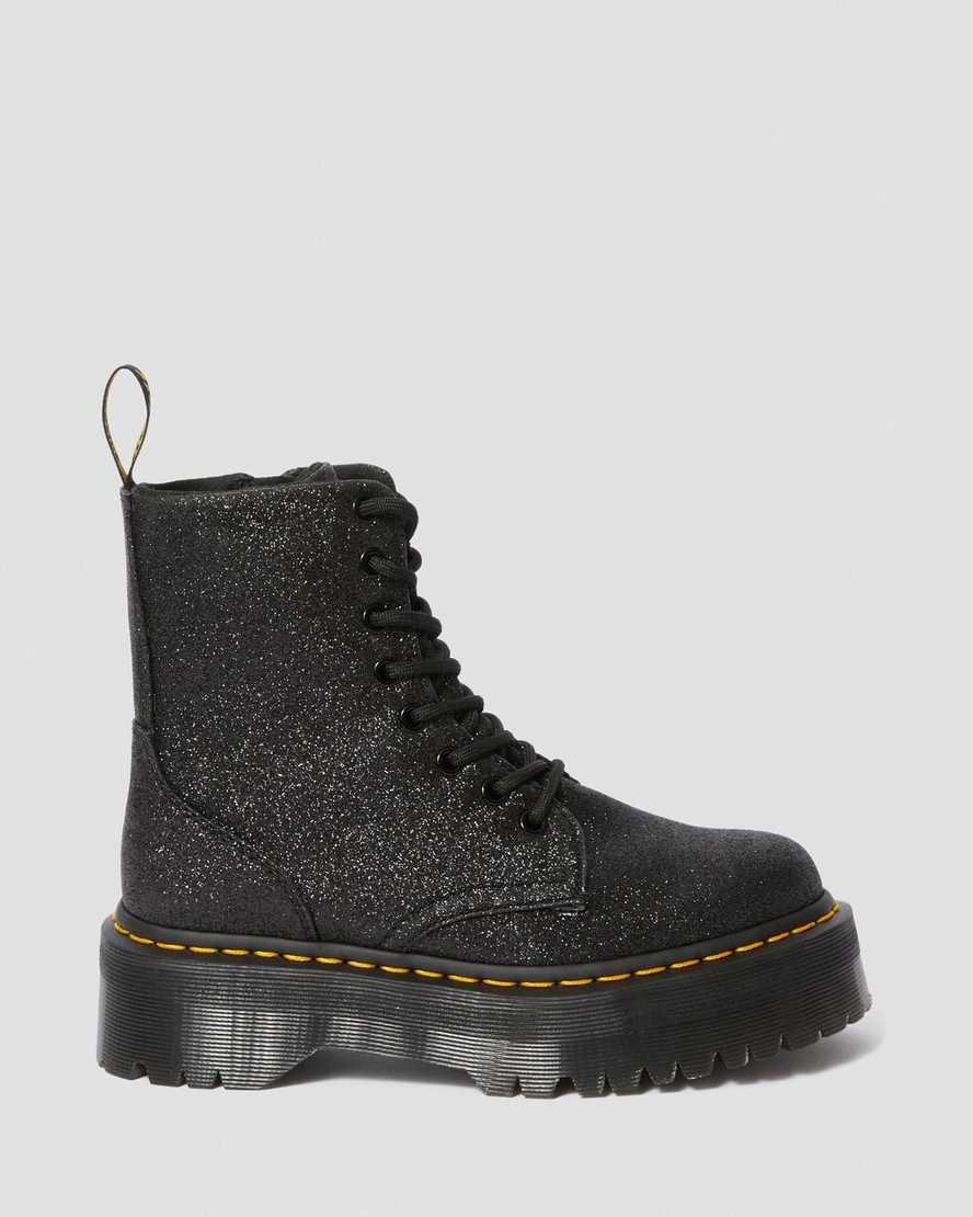 look out for beauty info for DR MARTENS JADON GLITTER