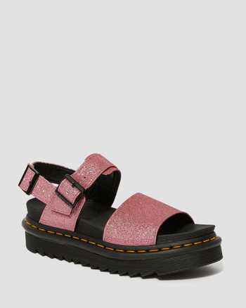 PINK | Sandals | Dr. Martens