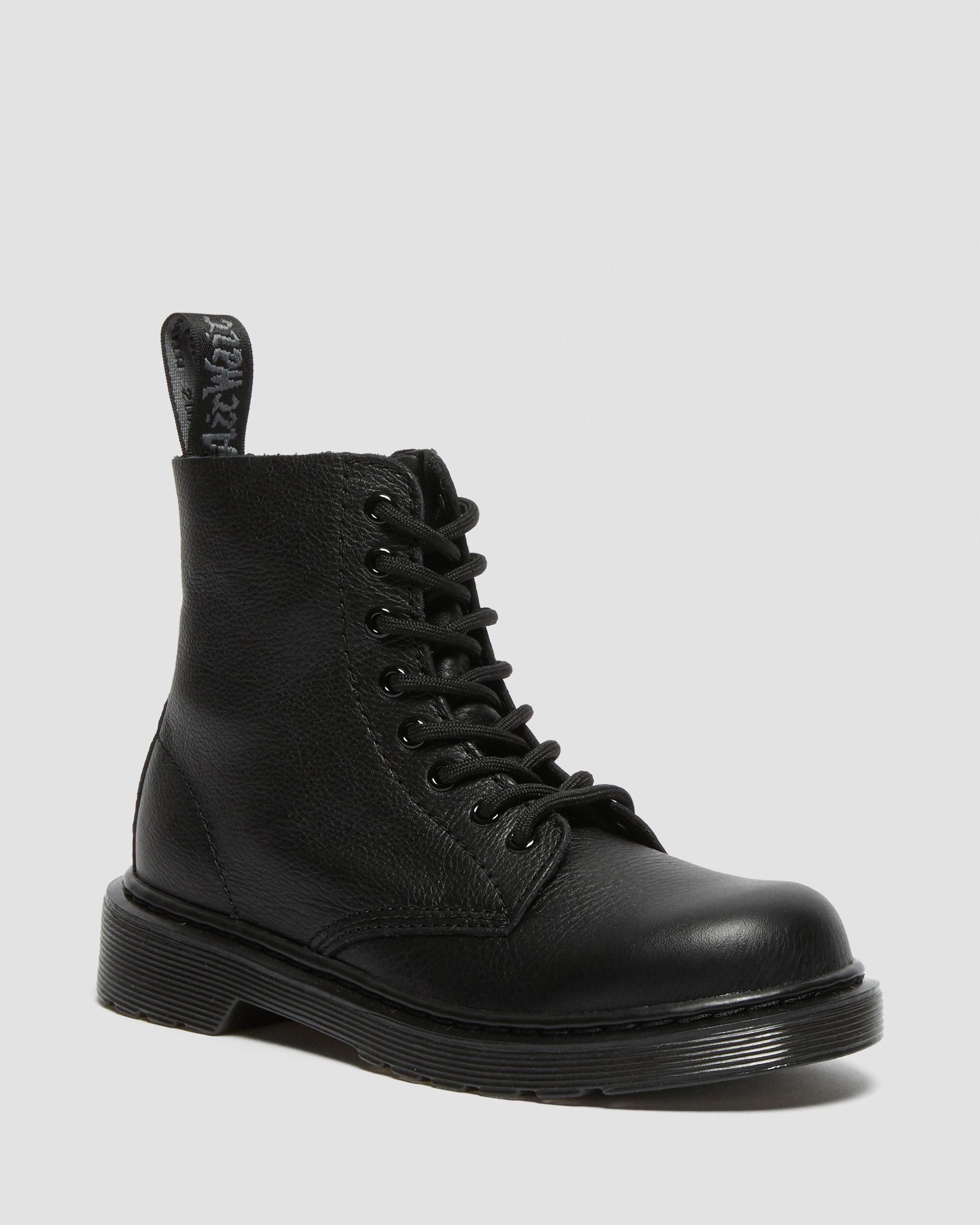 JUNIOR 1460 PASCAL LEATHER LACE UP BOOTS | Gifts for Kids