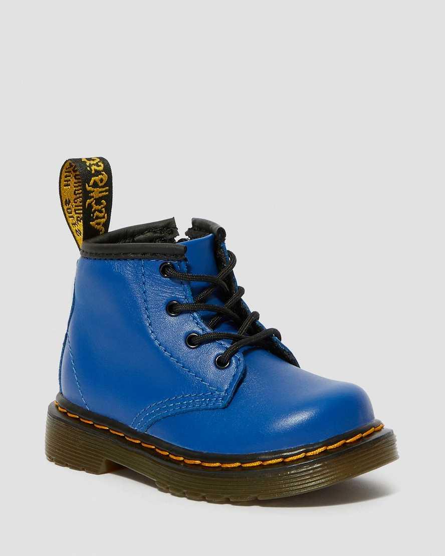 Infant 1460 Leather Lace Up Boots   Dr Martens