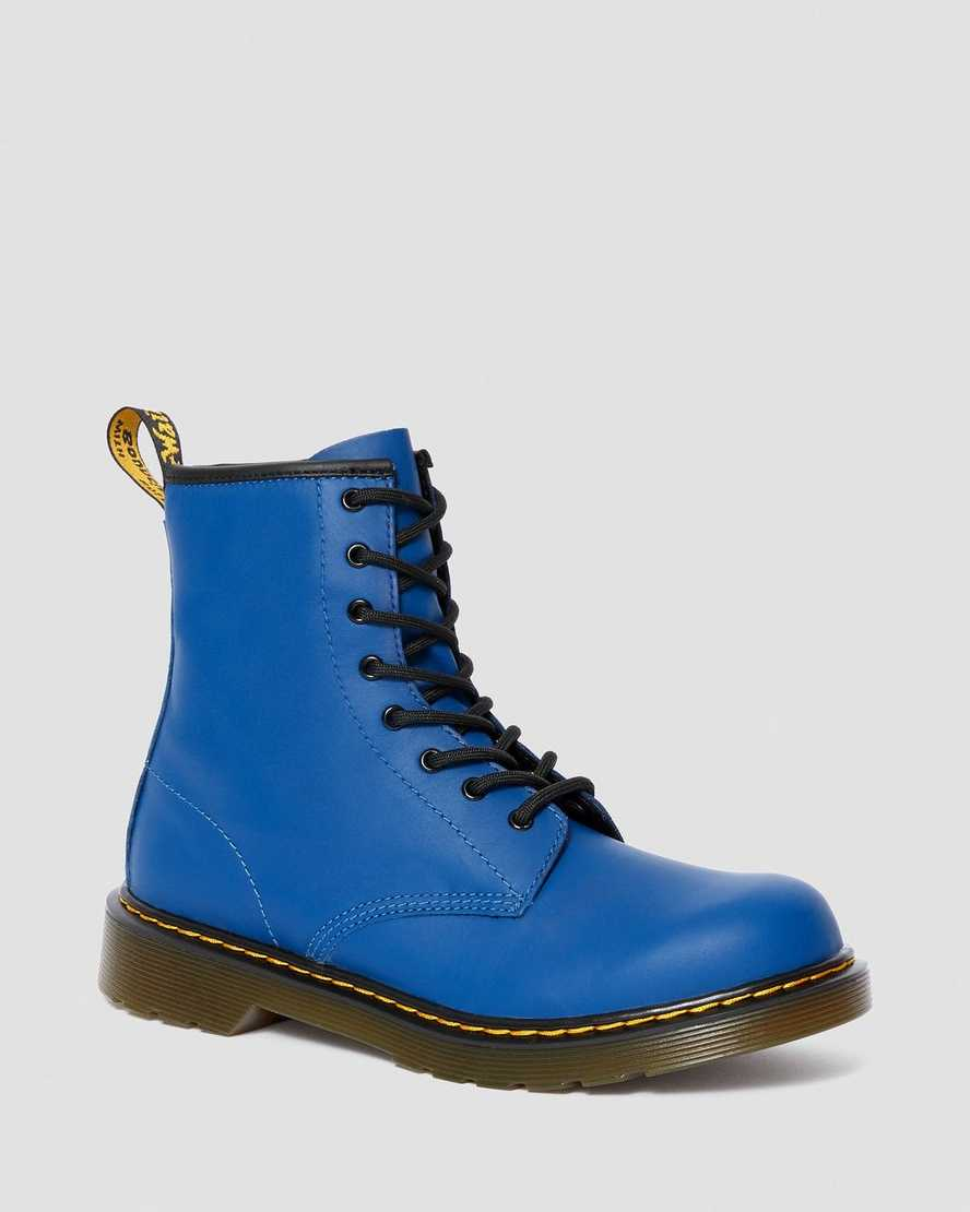 Youth 1460 Leather Lace Up Boots   Dr Martens