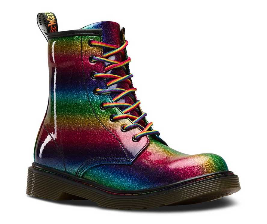 b7f8f2954dbd Youth 1460 Ombre Glitter | Gifts for Kids | Dr. Martens Official Site